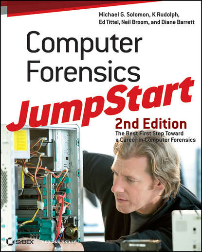 Ed Tittel Computer Forensics JumpStart недорого