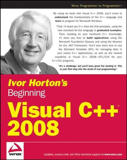 Ivor Horton Ivor Horton's Beginning Visual C++ 2008 c c alick once on the isle of spice