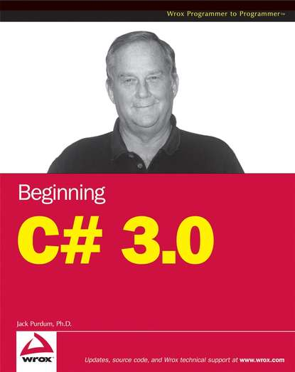 Jack Purdum Beginning C# 3.0. An Introduction to Object Oriented Programming недорого