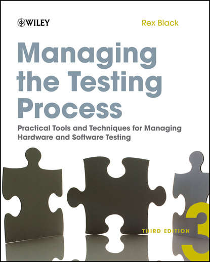 Rex Black Managing the Testing Process. Practical Tools and Techniques for Managing Hardware and Software Testing gerardus blokdyk software reliability testing a complete guide 2020 edition