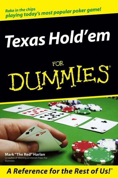 Фото - Mark Harlan Texas Hold'em For Dummies mark harlan winning at internet poker for dummies