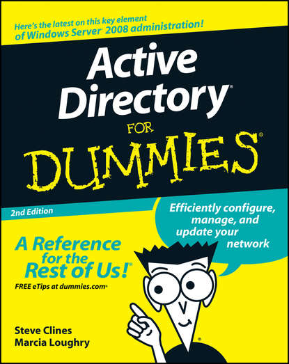 Steve Clines Active Directory For Dummies summarized proceedings and a directory of members issue 36