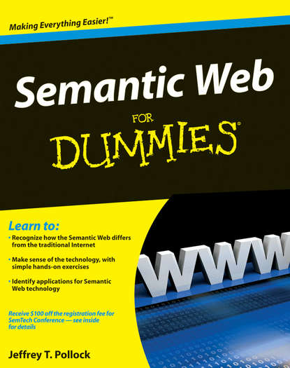 Jeffrey Pollock T. Semantic Web For Dummies chambers writing for the web