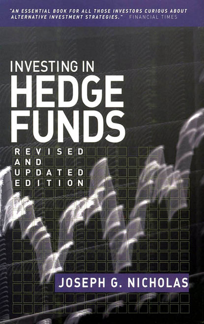 Joseph Nicholas G. Investing in Hedge Funds francois duc market risk management for hedge funds