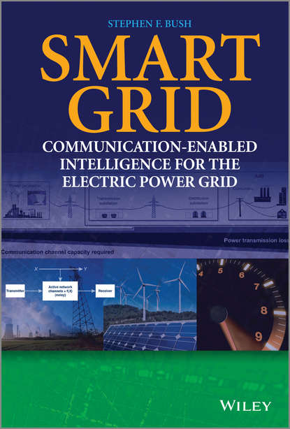 Stephen Bush F. Smart Grid. Communication-Enabled Intelligence for the Electric Power Grid thomas roth cyber physical security and privacy in the electric smart grid