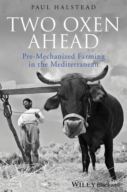 Paul Halstead Two Oxen Ahead. Pre-Mechanized Farming in the Mediterranean social capital in farming communities of western nepal