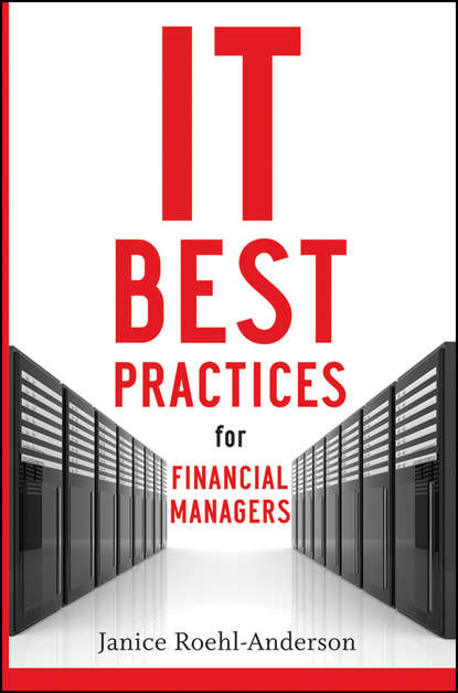 Janice Roehl-Anderson M. IT Best Practices for Financial Managers roehl anderson janice m it best practices for financial managers