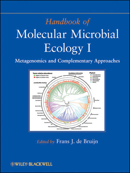 Frans J. de Bruijn Handbook of Molecular Microbial Ecology I. Metagenomics and Complementary Approaches недорого