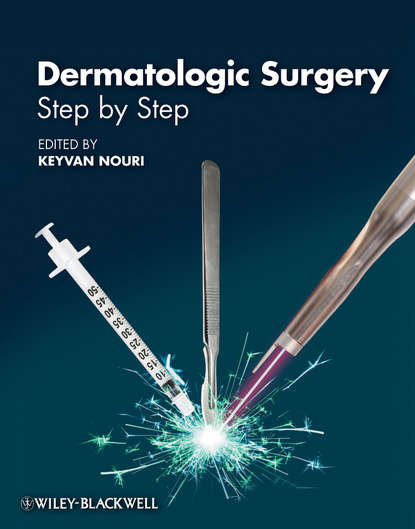 Keyvan Nouri Dermatologic Surgery. Step by Step группа авторов pediatric dermatologic surgery