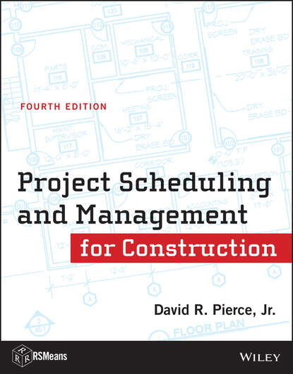 David R. Pierce, Jr. Project Scheduling and Management for Construction personnel scheduling of cleaning workforces in hospitals