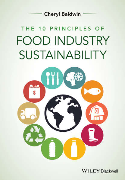 Cheryl Baldwin J. The 10 Principles of Food Industry Sustainability development of small scale food industry cluster in indonesia