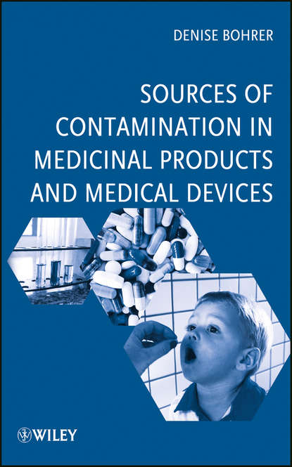 Denise Bohrer Sources of Contamination in Medicinal Products and Medical Devices marketing strategy for medical devices