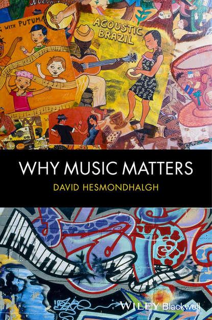 David Hesmondhalgh Why Music Matters mikael niemi popular music