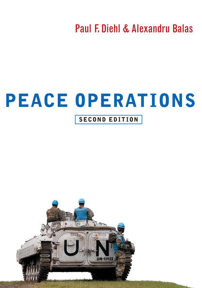 Diehl Paul F. Peace Operations diehl paul f peace operations