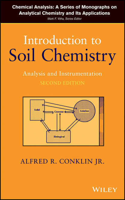 Vitha Mark F. Introduction to Soil Chemistry. Analysis and Instrumentation t sokolova soil acidity and the acid base buffering of soils manual