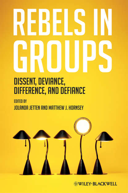 Jetten Jolanda Rebels in Groups. Dissent, Deviance, Difference, and Defiance august frugé a skeptic among scholars