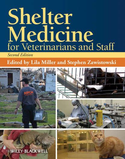 Zawistowski Stephen Shelter Medicine for Veterinarians and Staff