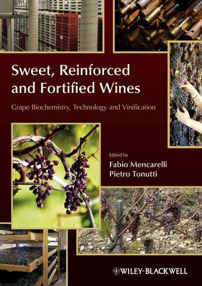 Mencarelli Fabio Sweet, Reinforced and Fortified Wines. Grape Biochemistry, Technology and Vinification