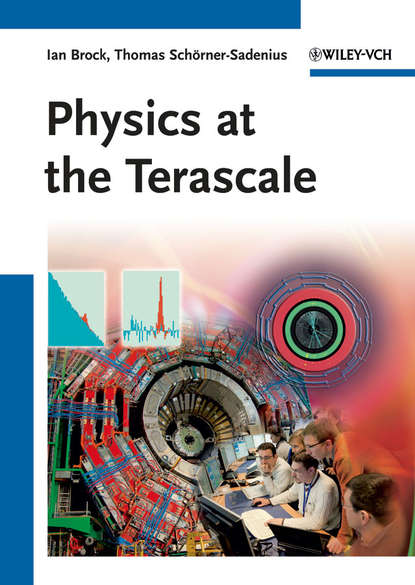 Brock Ian Physics at the Terascale megadeth megadeth super collider