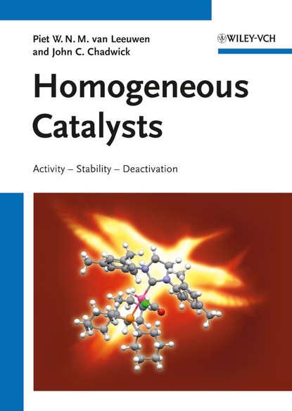 Rob Duchateau Homogeneous Catalysts. Activity - Stability - Deactivation