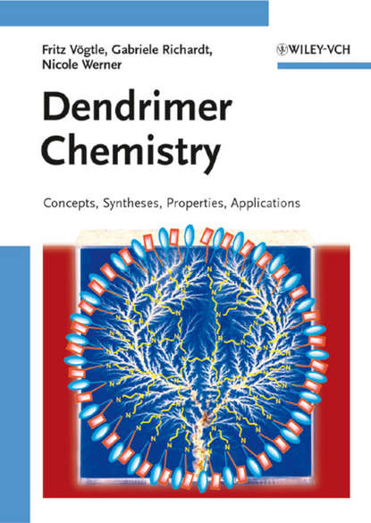 Фото - Fritz Vogtle Dendrimer Chemistry. Concepts, Syntheses, Properties, Applications jay siegel forensic chemistry fundamentals and applications