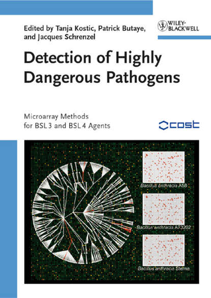 Patrick Butaye Detection of Highly Dangerous Pathogens. Microarray Methods for BSL 3 and BSL 4 Agents ben bsl mcgonagle journey in the kingdom