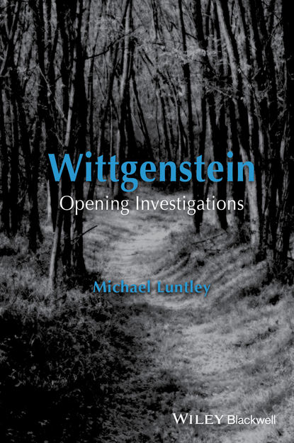 Michael Luntley Wittgenstein. Opening Investigations reading state obligations into the wto agreement on trips