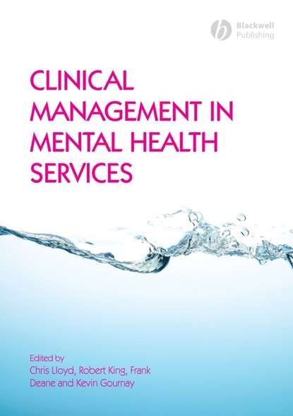 Kevin Gournay Clinical Management in Mental Health Services seed health management of legumes