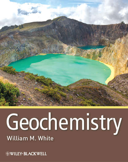 William M. White Geochemistry peter ryan environmental and low temperature geochemistry