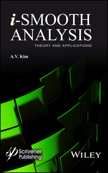 A. Kim V. i-Smooth Analysis. Theory and Applications лестничные перила teng concept of the stairs i 13