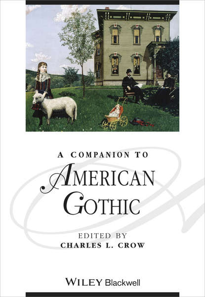 Charles Crow L. A Companion to American Gothic american girl around the world cookbook