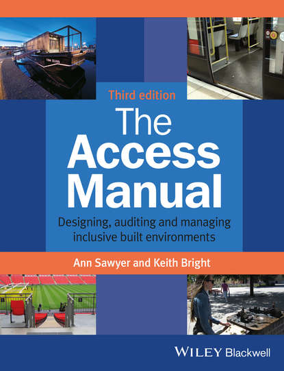 Ann Sawyer The Access Manual. Designing, Auditing and Managing Inclusive Built Environments лак mollon pro extreme vernis color 10 мл оттенок 32