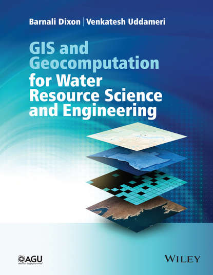 Barnali Dixon GIS and Geocomputation for Water Resource Science and Engineering jack dangermond introducing geographic information systems with arcgis a workbook approach to learning gis