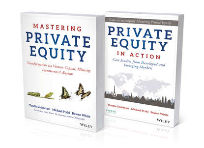 Bowen White Mastering Private Equity Set kevin elsäßer value creation of private equity