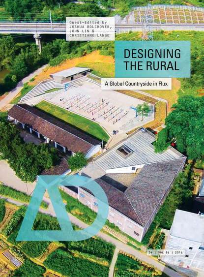 Christiane Lange Designing the Rural. A Global Countryside in Flux rural energy scenario in india