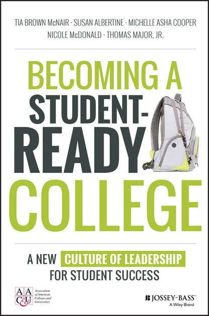 Nicole Mcdonald Becoming a Student-Ready College
