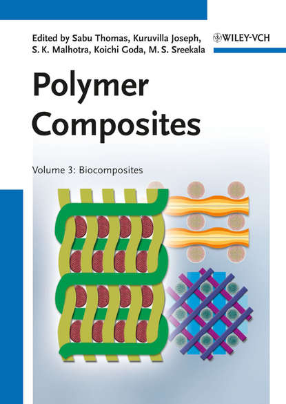 Группа авторов Polymer Composites, Biocomposites utilization of biomass as reinforcement in polymer composites