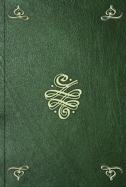 Charles Bonnet Oeuvres d'histoire naturelle et de philosophie. T. 17 charles bonnet oeuvres d histoire naturelle et de philosophie t 5