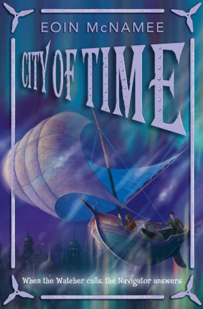 Eoin McNamee City of Time owen beattie frozen in time