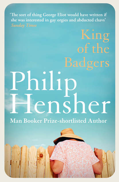 Philip Hensher King of the Badgers philip hensher the emperor waltz
