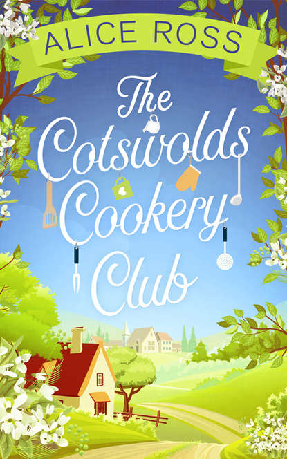 Alice Ross The Cotswolds Cookery Club: a deliciously uplifting feel-good read 2pcs lot in 1865 the battery box connector has three sections with thick line and a charging base