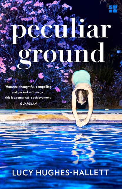 Lucy Hughes-Hallett Peculiar Ground brennan demuth patricia where is the great wall