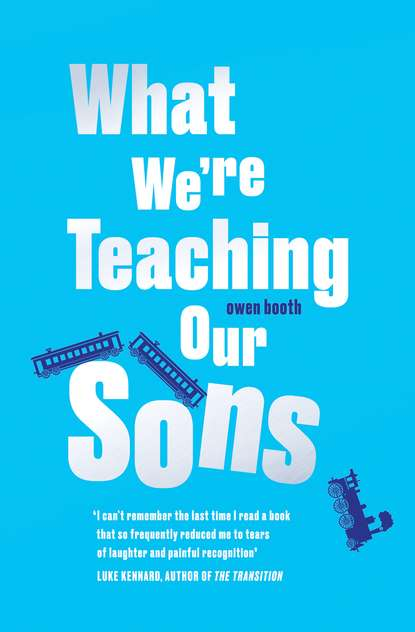 Owen Booth What We're Teaching Our Sons недорого