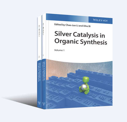 Фото - Chao-Jun Li Silver Catalysis in Organic Synthesis, 2 Volume Set yookie yk180 silver