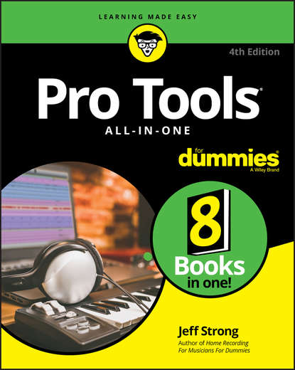 Фото - Jeff Strong Pro Tools All-In-One For Dummies микрофон recording tools mc 200