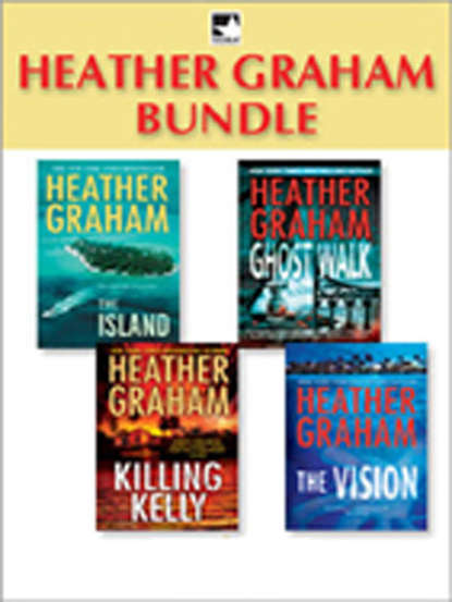 Heather Graham Heather Graham Bundle: The Island / Ghost Walk / Killing Kelly / The Vision heather graham hexed