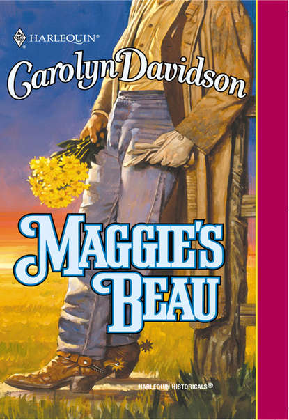 Carolyn Davidson Maggie's Beau maggie shayne thicker than water