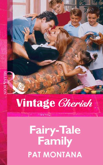 Pat Montana Fairy-Tale Family джинсы terance kole terance kole te020emcqke7