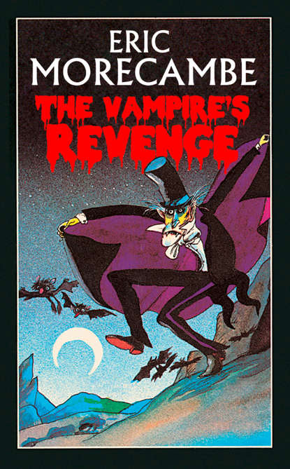 Eric Morecambe The Vampire's Revenge eric j goldberg in the manner of the franks