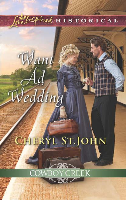 Cheryl St.John Want Ad Wedding недорого